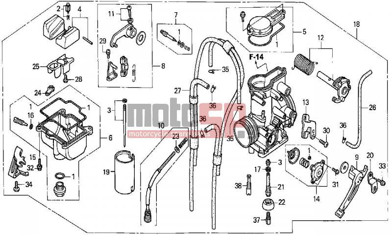 Honda Xr650r Carb Jetting