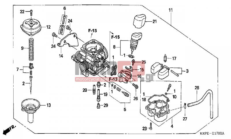 Wiring Diagram Honda Lead : Honda lead wiring diagram schemes auto