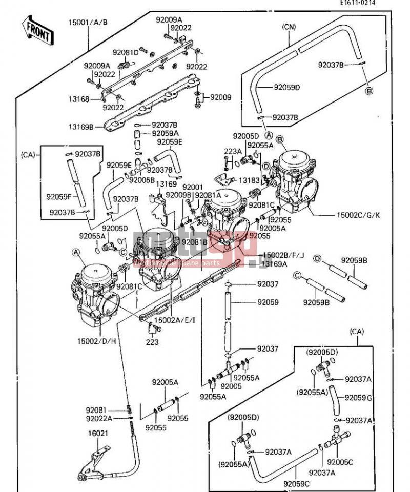Kawasaki Fd590v Wiring Diagram Diagrams Instructions. 1986 Kawasaki Zl600a Wiring Schematic Diagram. Kawasaki. Kawasaki Fc420v Wiring Diagram At Eloancard.info