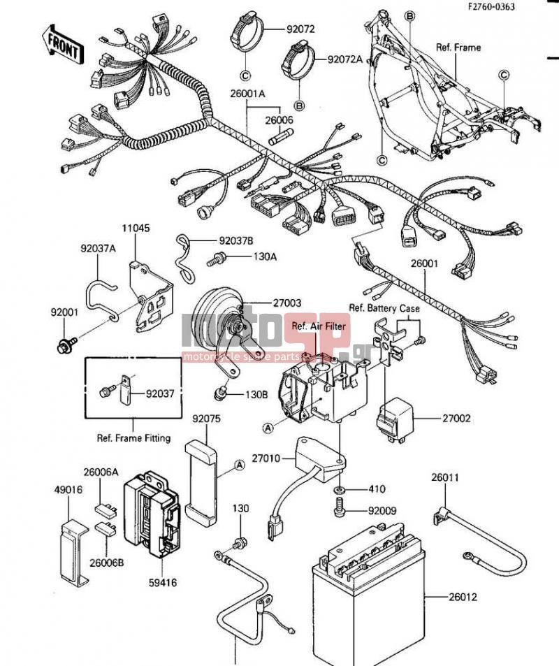 1986 Kawasaki Zl600a Wiring Schematic - Not Lossing Wiring Diagram on bayou 220 wiring diagram, honda atv wiring diagram, kawasaki atv wiring diagram, prairie 700 wiring diagram, bayou 250 wiring diagram, klr 250 wiring diagram, brute force 750 wiring diagram, kfx 80 wiring diagram, klt 250 wiring diagram, kfx 700 wiring diagram, kfx 400 wiring diagram,