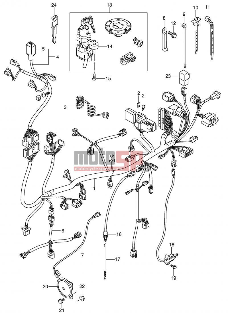dl1000 wiring diagram wire black red white blue fan wiring
