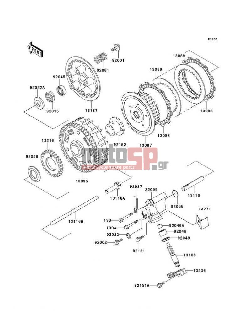Kawasaki W 650 Wiring Diagram | Wiring Diagram on