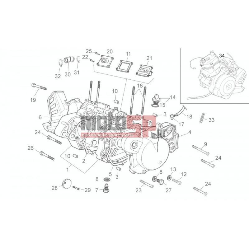 Aprilia Rs 50 Wiring Diagram