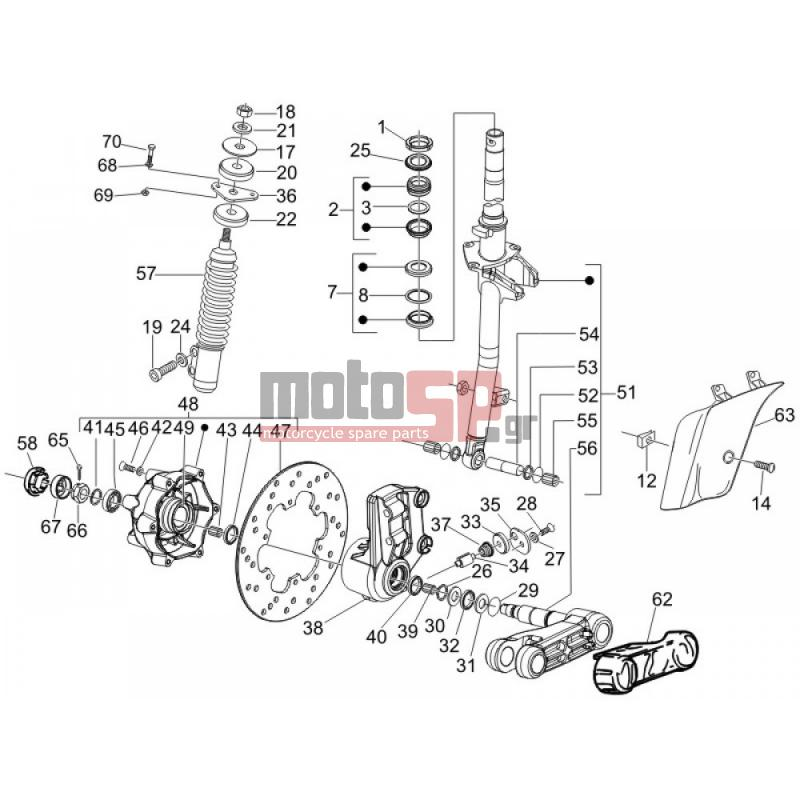 Wiring Diagram For Vespa 150 Super